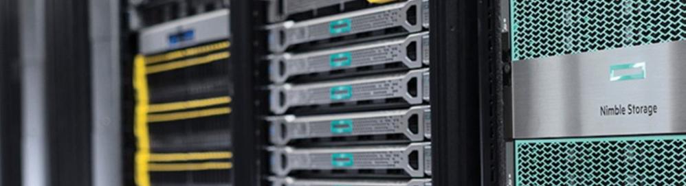 hp enterprise nimble server storage san